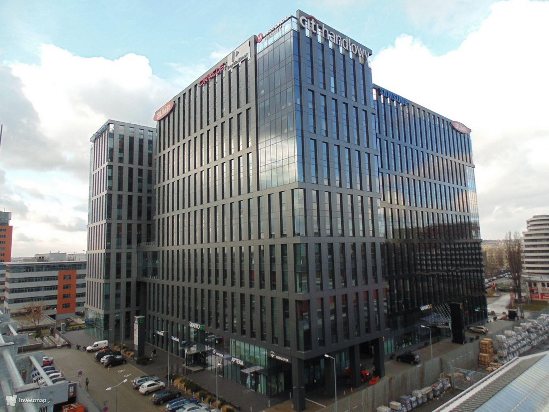 Kompleks biurowy Quattro Business Park + Cinco