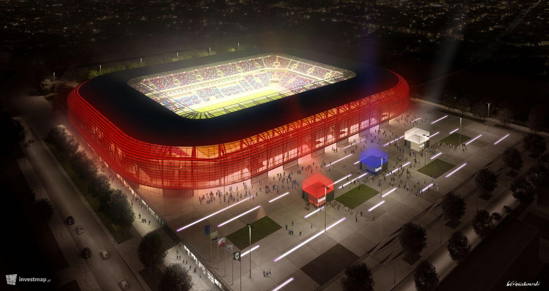 Stadion Górnika Zabrze (modernizacja)