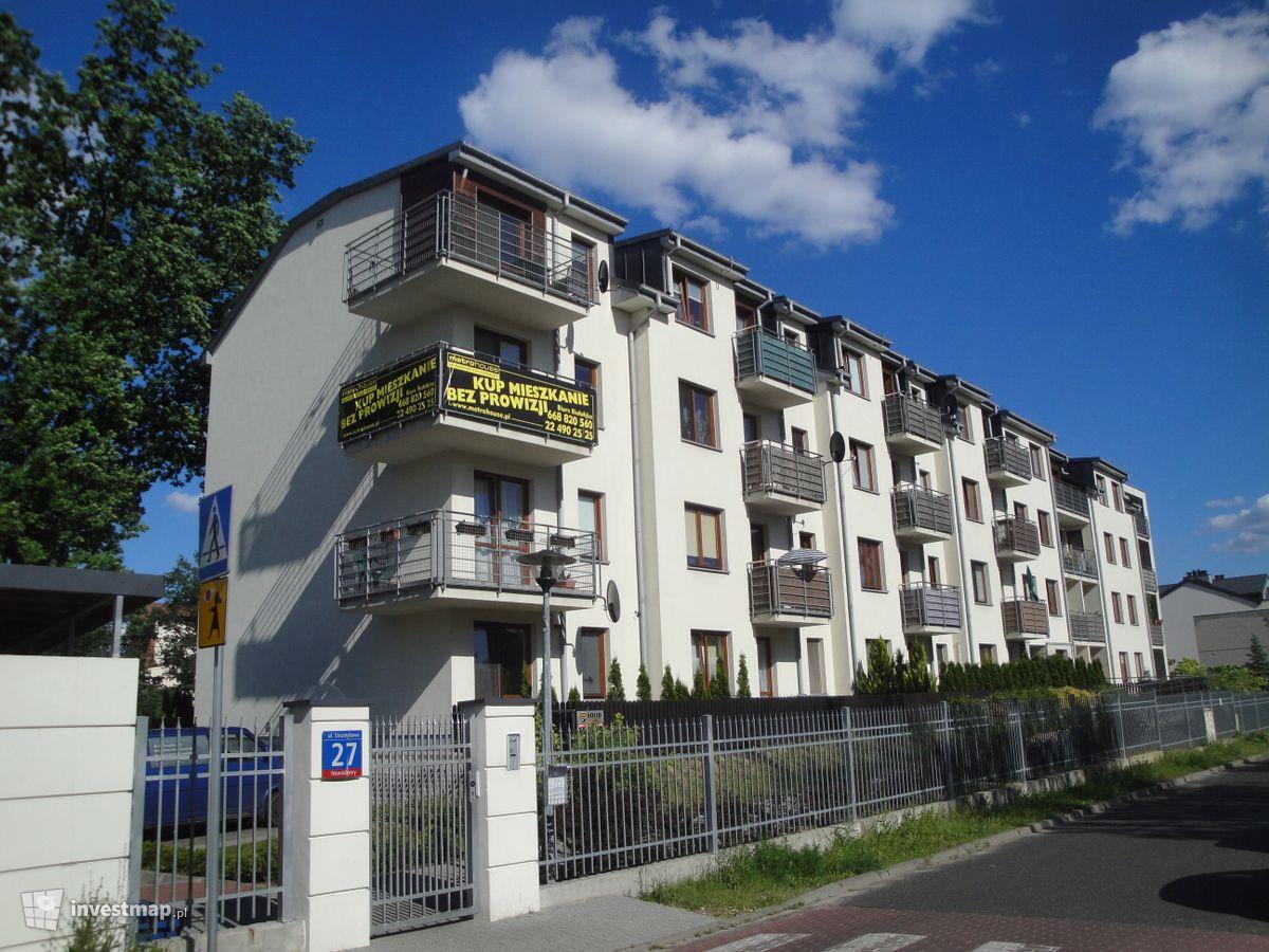 Zdjęcie Budynek wielorodzinny Strumykowa 27