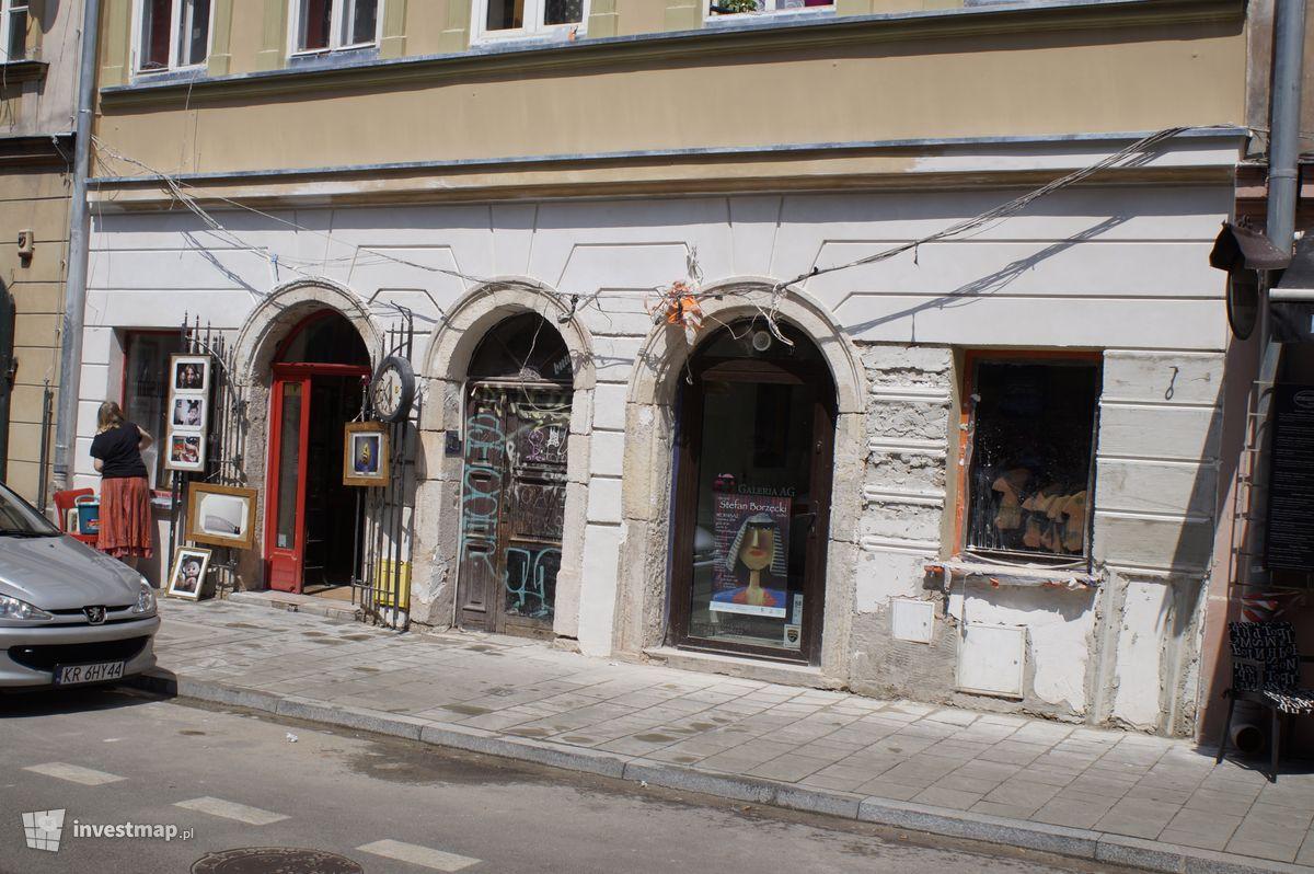 Zdjęcie Remont Kamienicy, ul. Św. Józefa 18 fot. Damian Daraż
