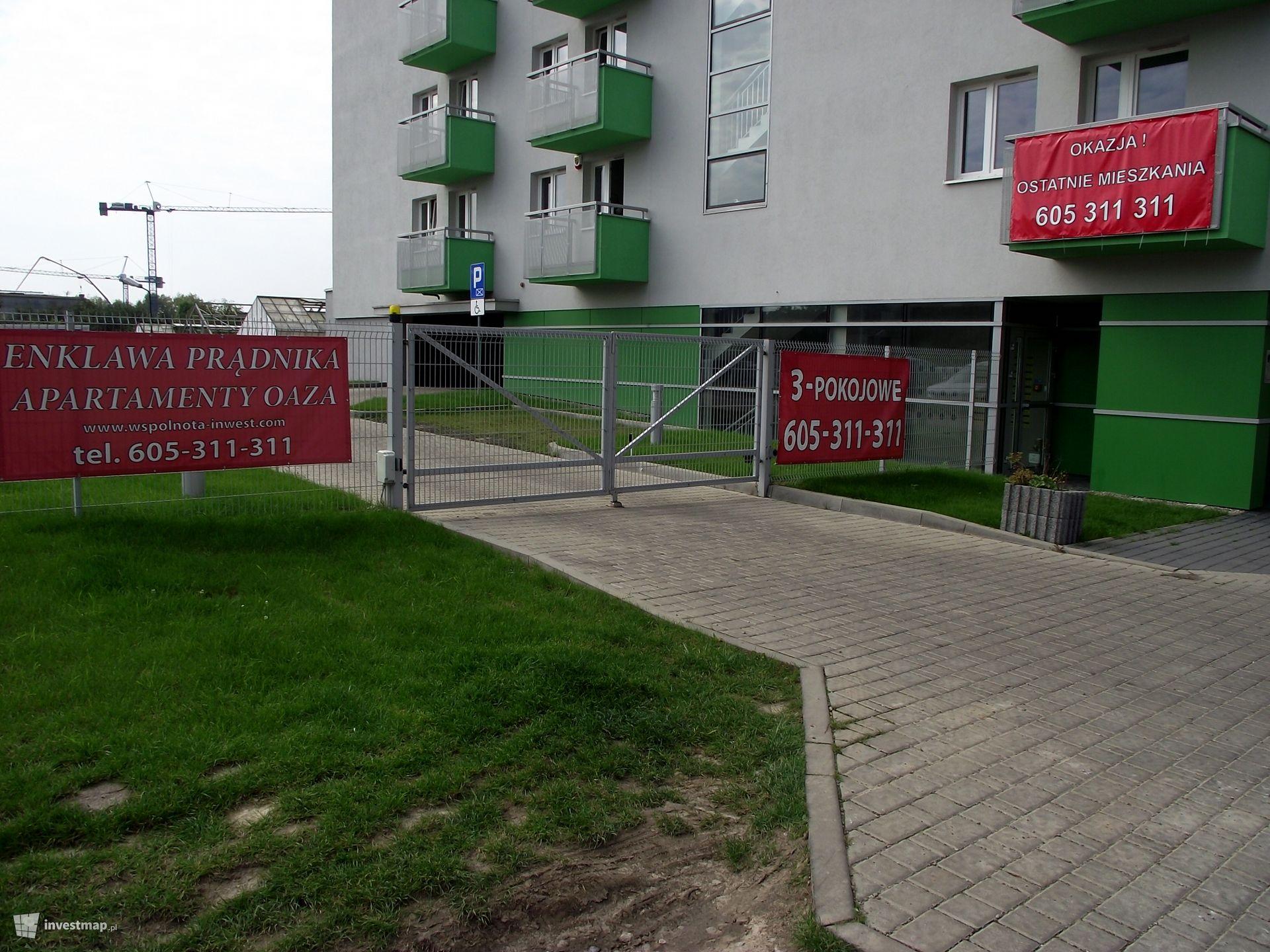 Apartamenty OAZA ul. Marchołta