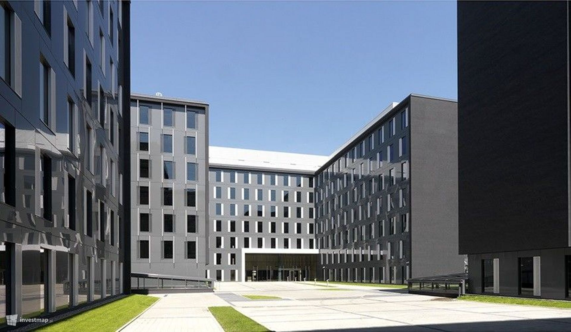Centrum biurowe University Business Park