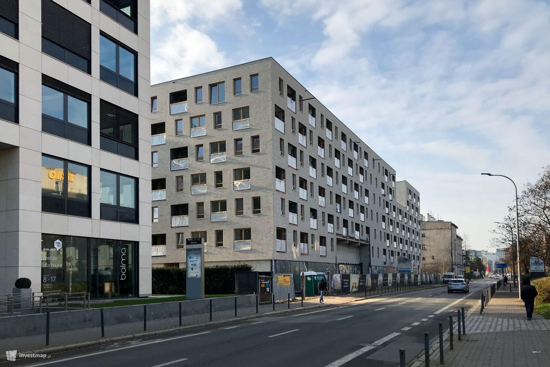 Budynek wielorodzinny Braniborska 44