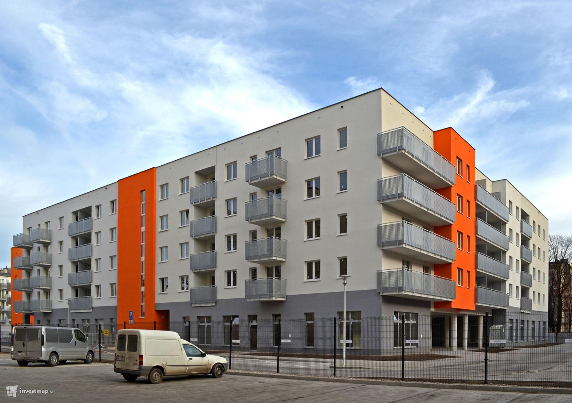 Budynek wielorodzinny, ul. Kościuszki 95