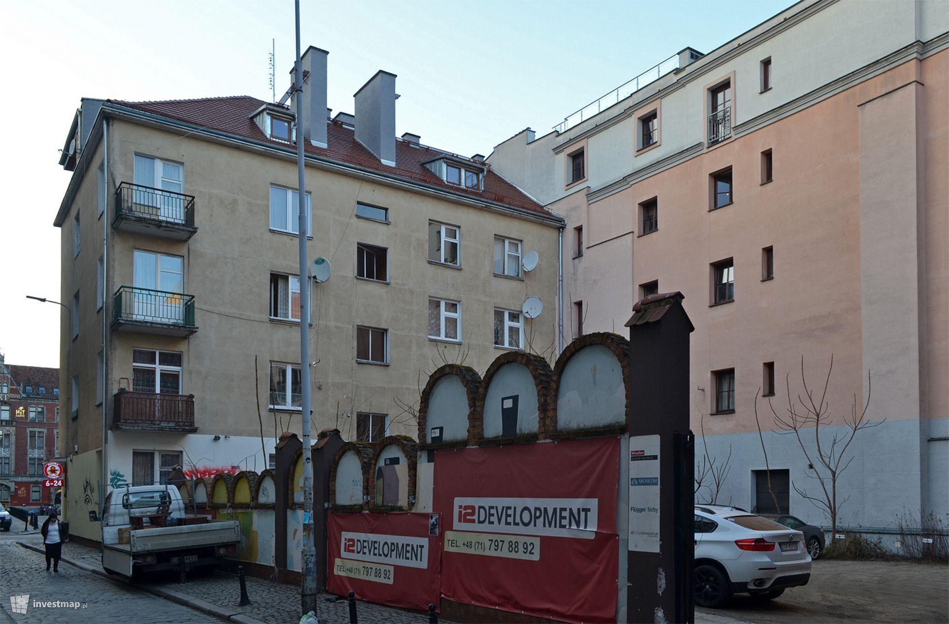 Apartamentowiec, ul. Igielna