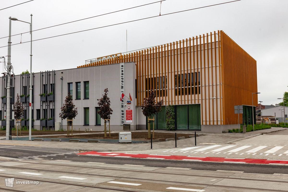 Zdjęcie Budynki Urzędu Miejskiego Wrocławia, ul. Hubska 8-16 fot. Jakub Zazula