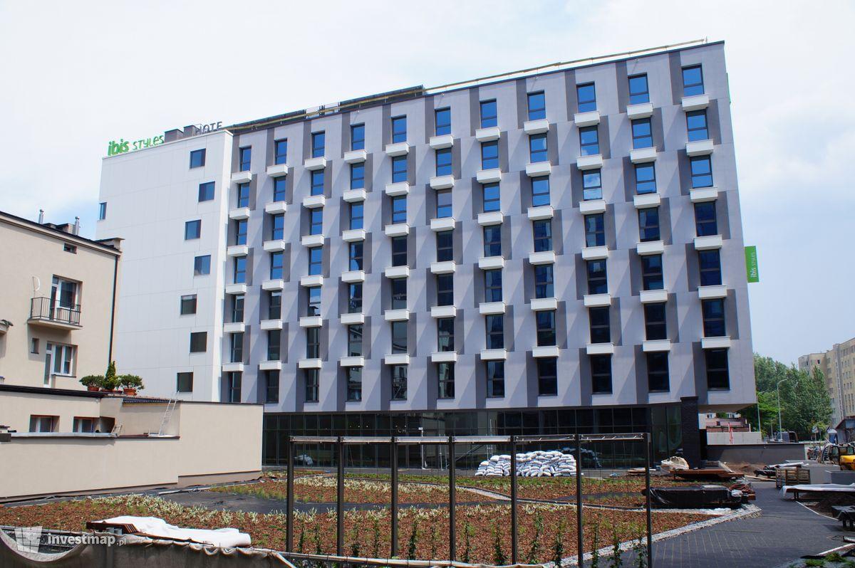 Zdjęcie Hotel, ul. Mogilska fot. Damian Daraż