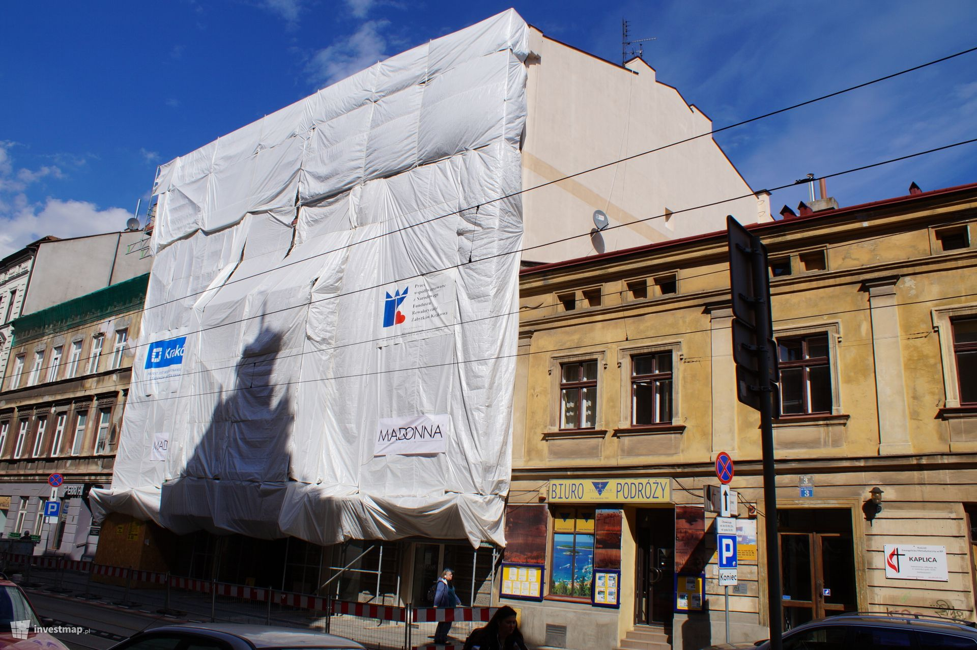 Remont Kamienicy, ul. Długa 5