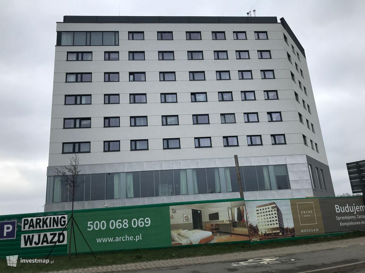 Zdjęcie Arche Hotel Wrocław fot. Orzech