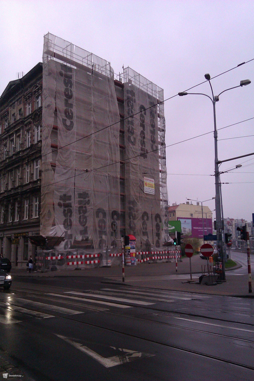 Budynek wielorodzinny, Drobnera 16-22