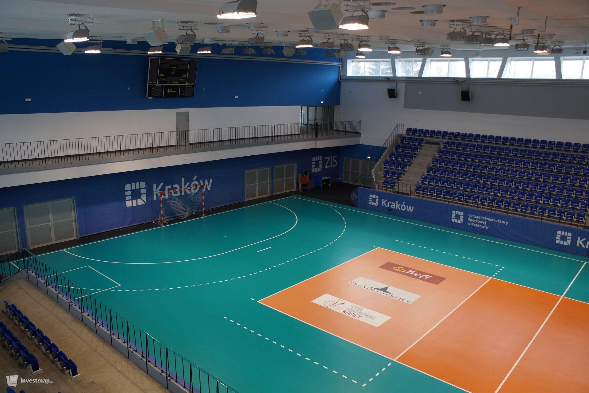 Hala Widowiskowo - Sportowa KS. HUTNIK