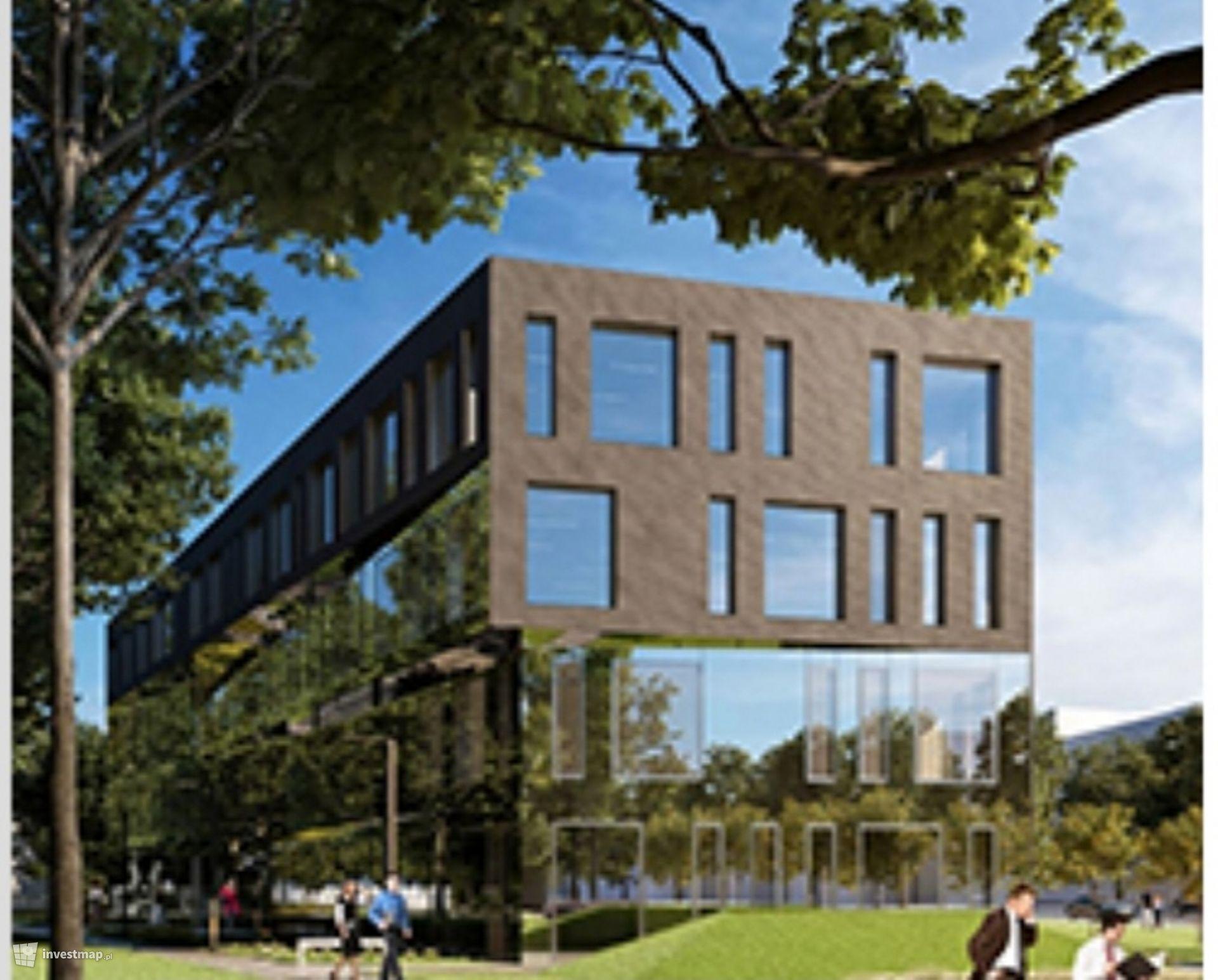 Budynek usługowo-biurowy, ul. Poleczki 32