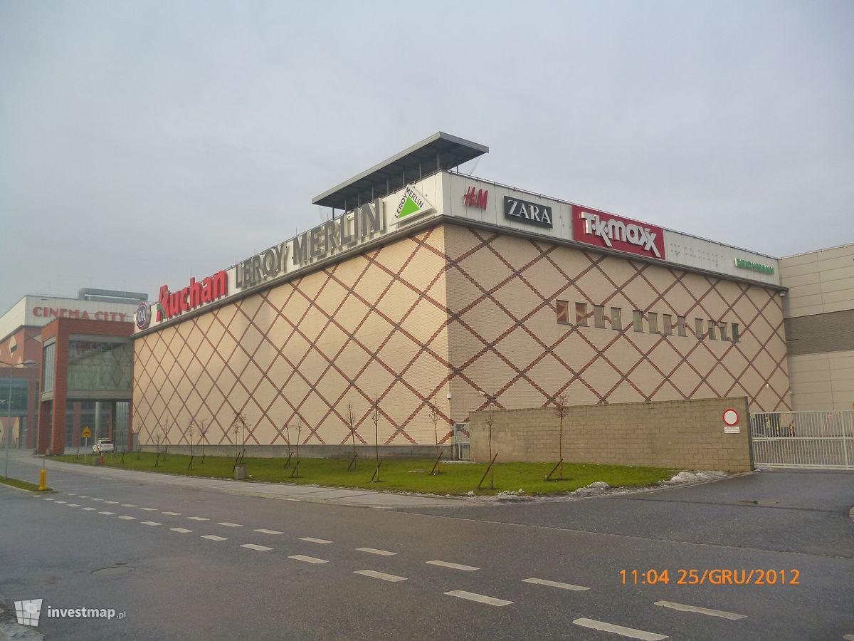 Zdjęcie Centrum handlowe Bonarka City Center fot. Damian Daraż