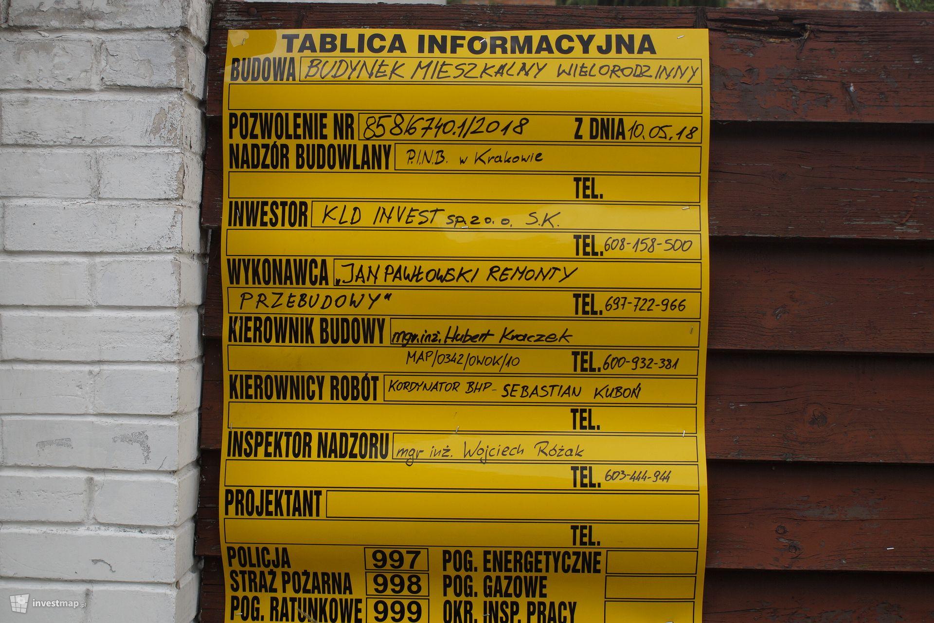 Budynek Mieszkalny, ul. Rakowicka 81