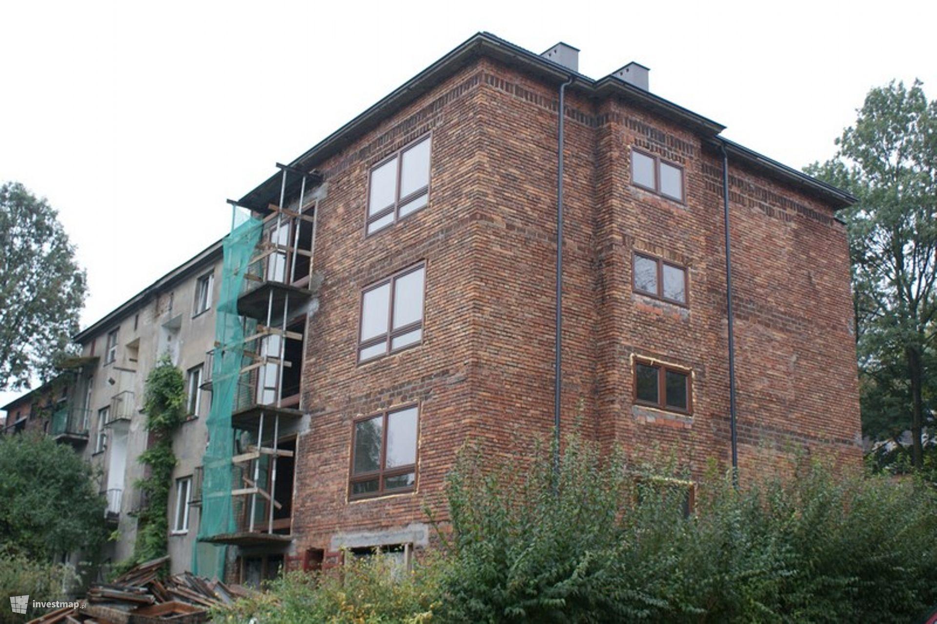 Przebudowa Budynku Mieszkalnego, ul Królowej Jadwigi 25A