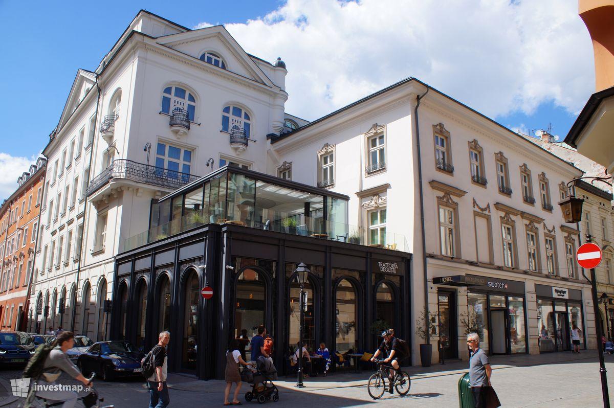 Zdjęcie Hotel, ul. Floriańska 28 / Św. Marka 18 fot. Damian Daraż