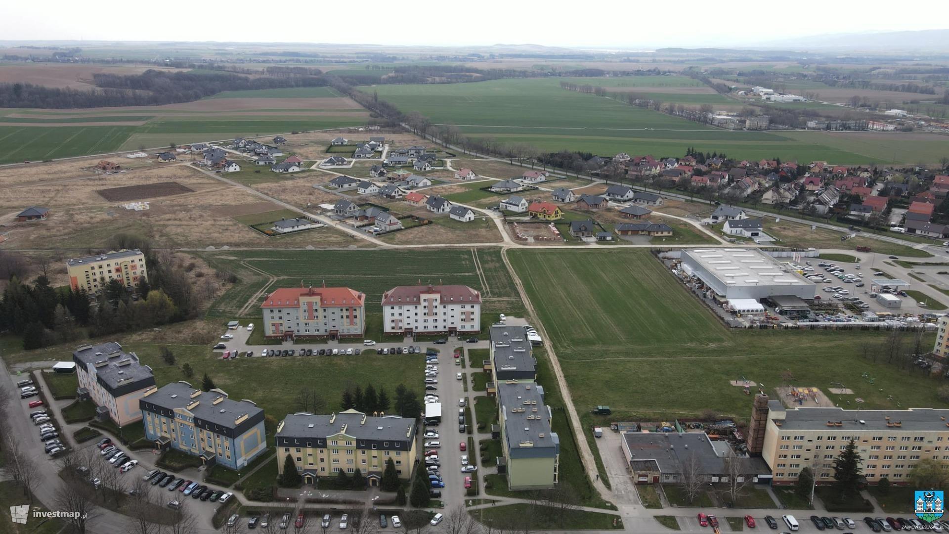 Budynek mieszkalny TBS Ząbkowice Śląskie na Osiedlu Letnim