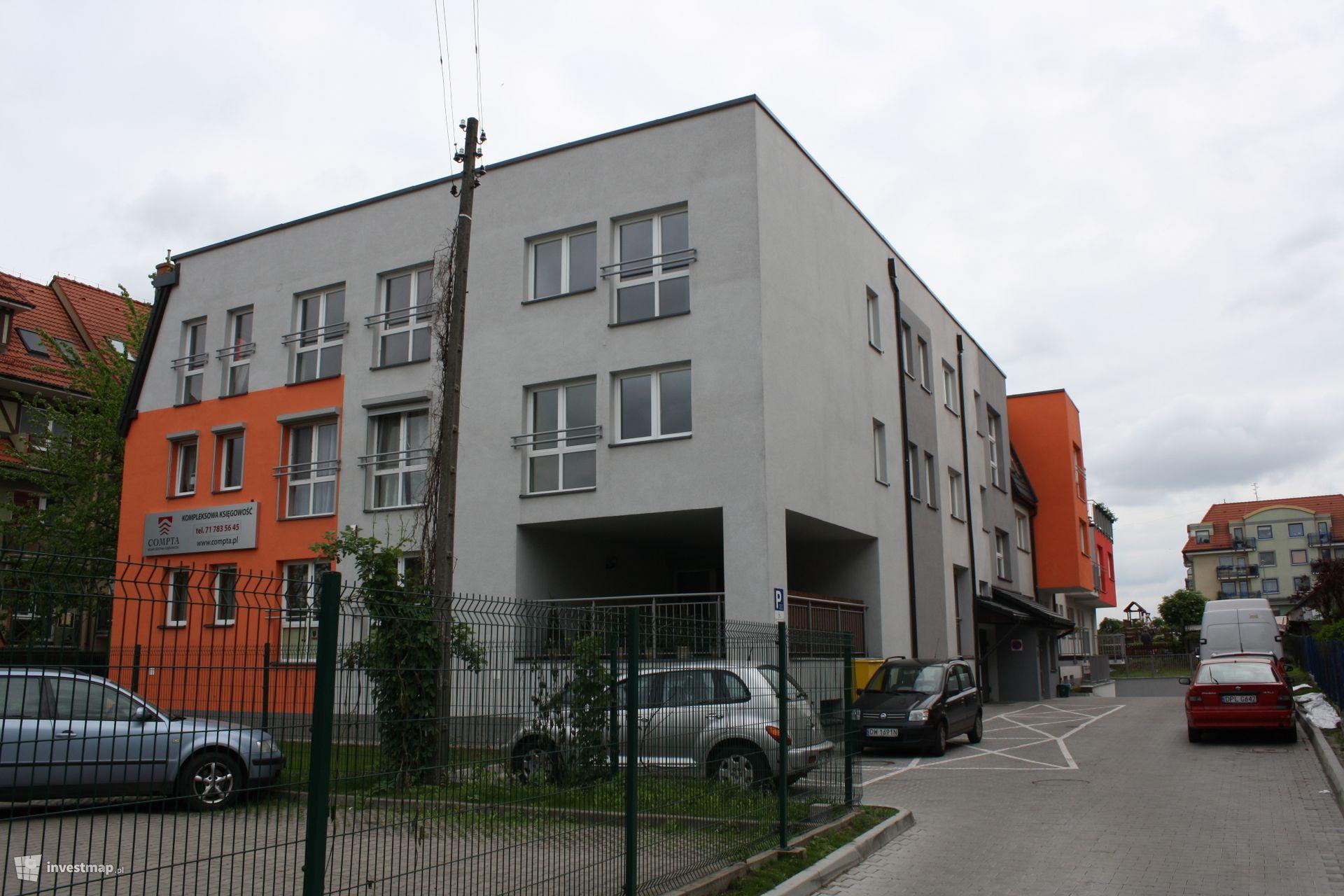 Budynek wielorodzinny, Wałbrzyska 17