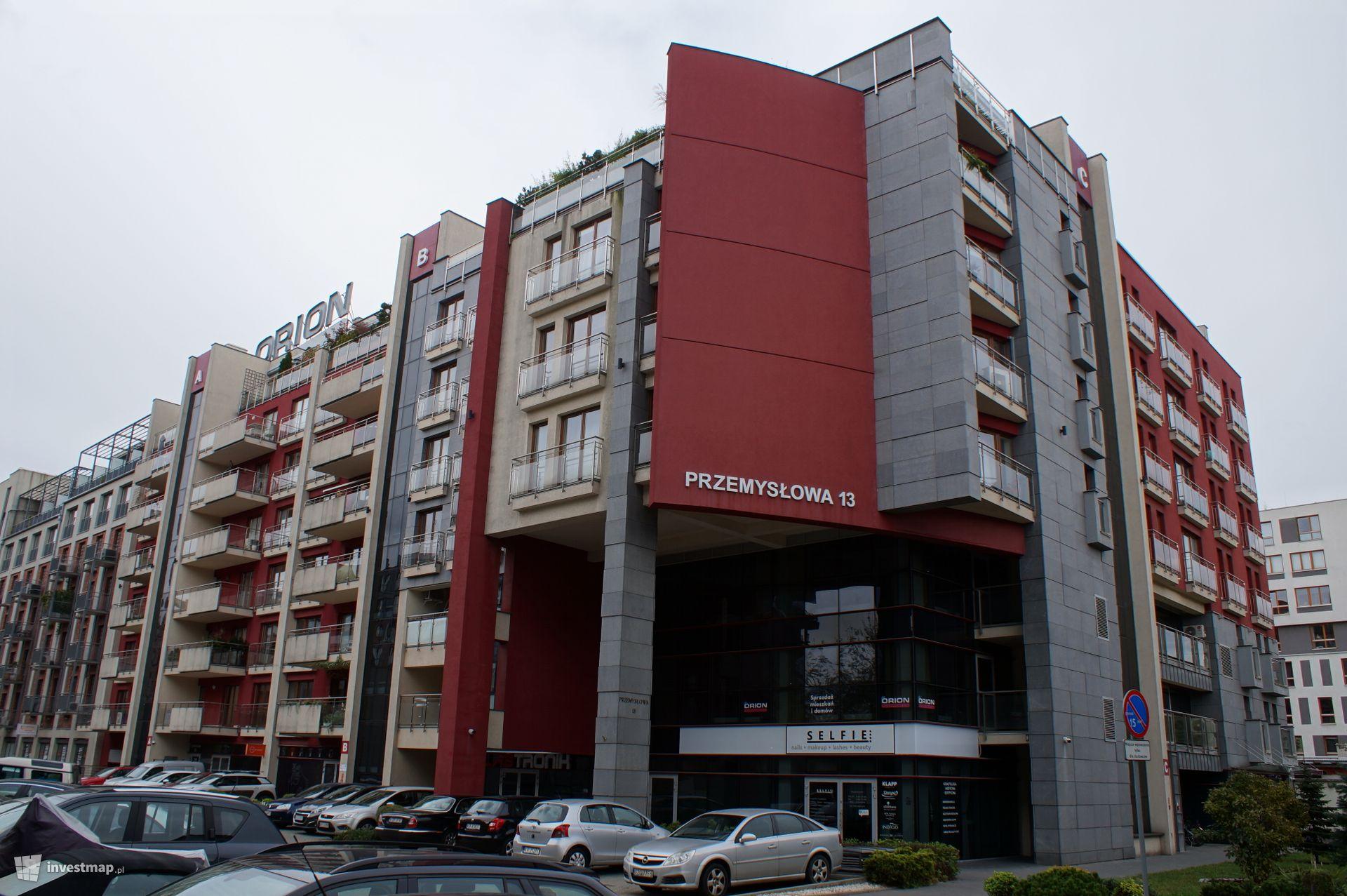 Budynek wielorodzinny, ul. Przemysłowa 13
