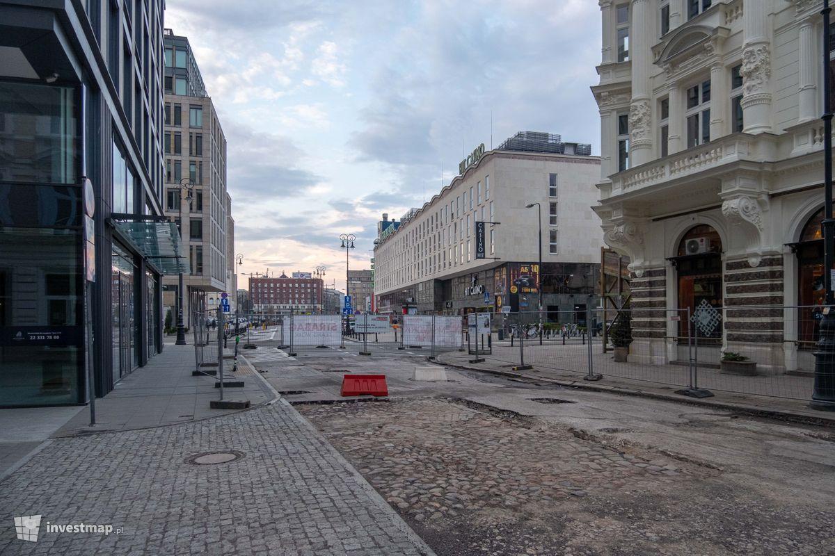 Zdjęcie Plac Pięciu Rogów fot. Jakub Zazula