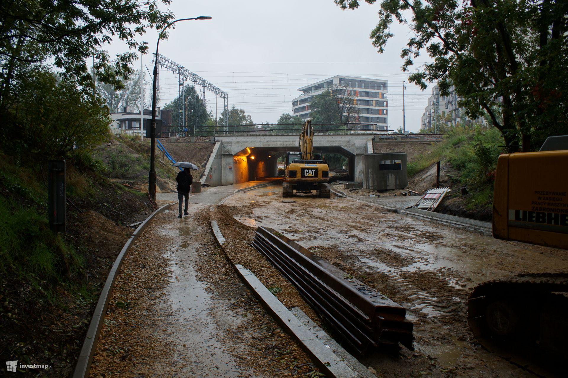 Przebudowa ulicy Łokietka