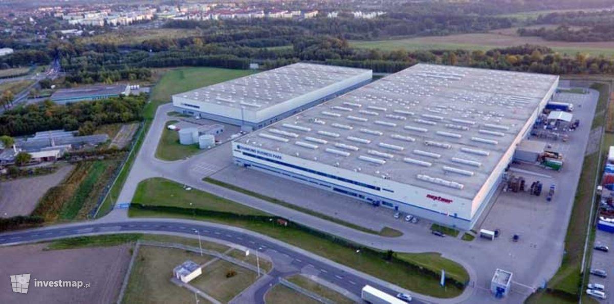 Zdjęcie Diamond Business Park Gliwice fot. Orzech