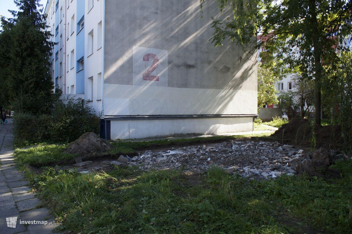Zdjęcie Budynek Mieszkalny, ul. Słomiana 2 fot. Damian Daraż