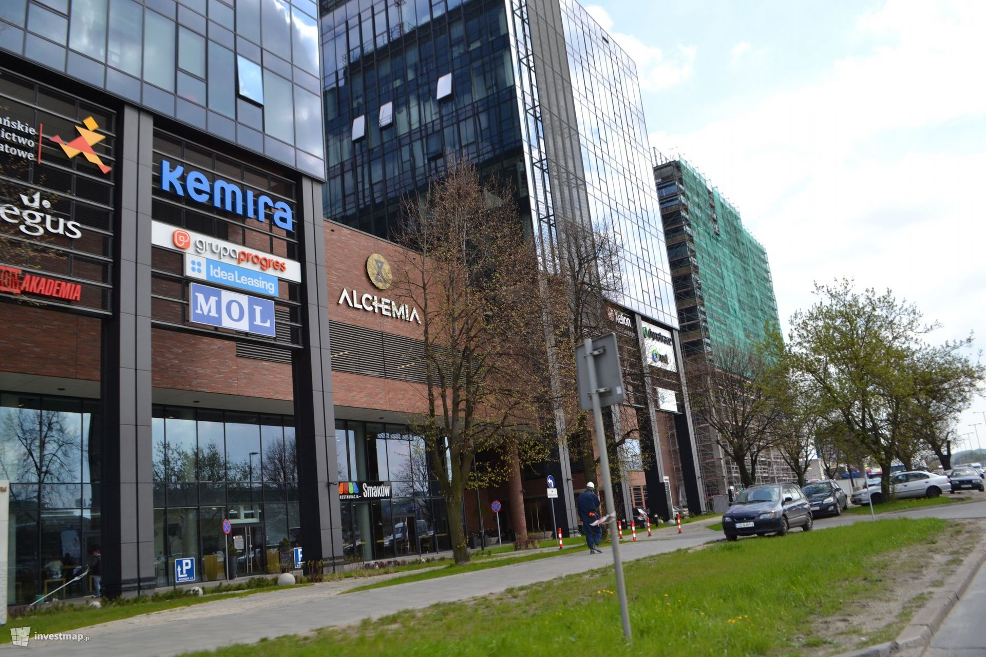 Alchemia Business Center