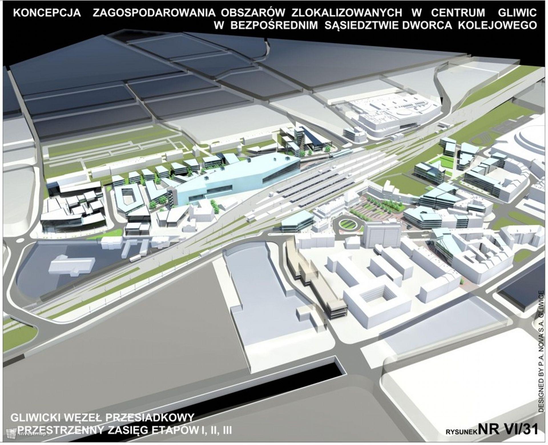 Nowe Centrum i Centralny Węzeł Przesiadkowy