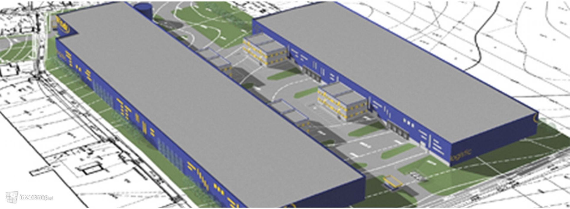 Centrum logistyczne Witek Airport Logistic Centre