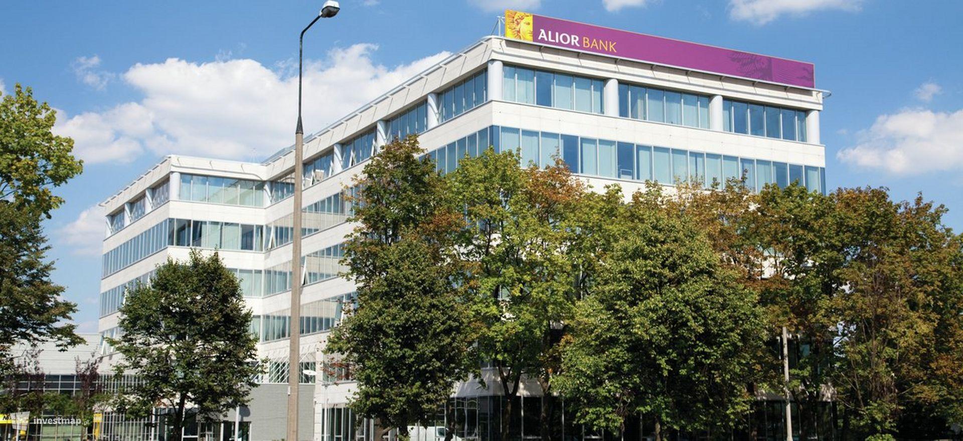 Kompleks biurowy Łopuszańska Business Park