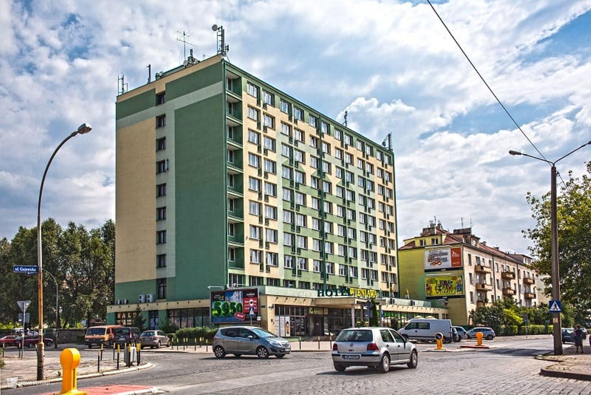 Hotel Four Points by Sheraton (dawniej Wieniawa)