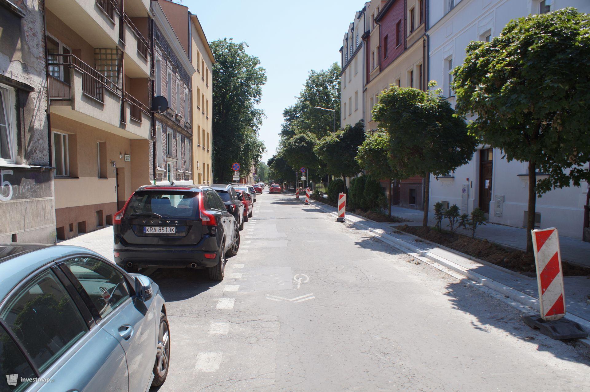 Ulica Chocimska