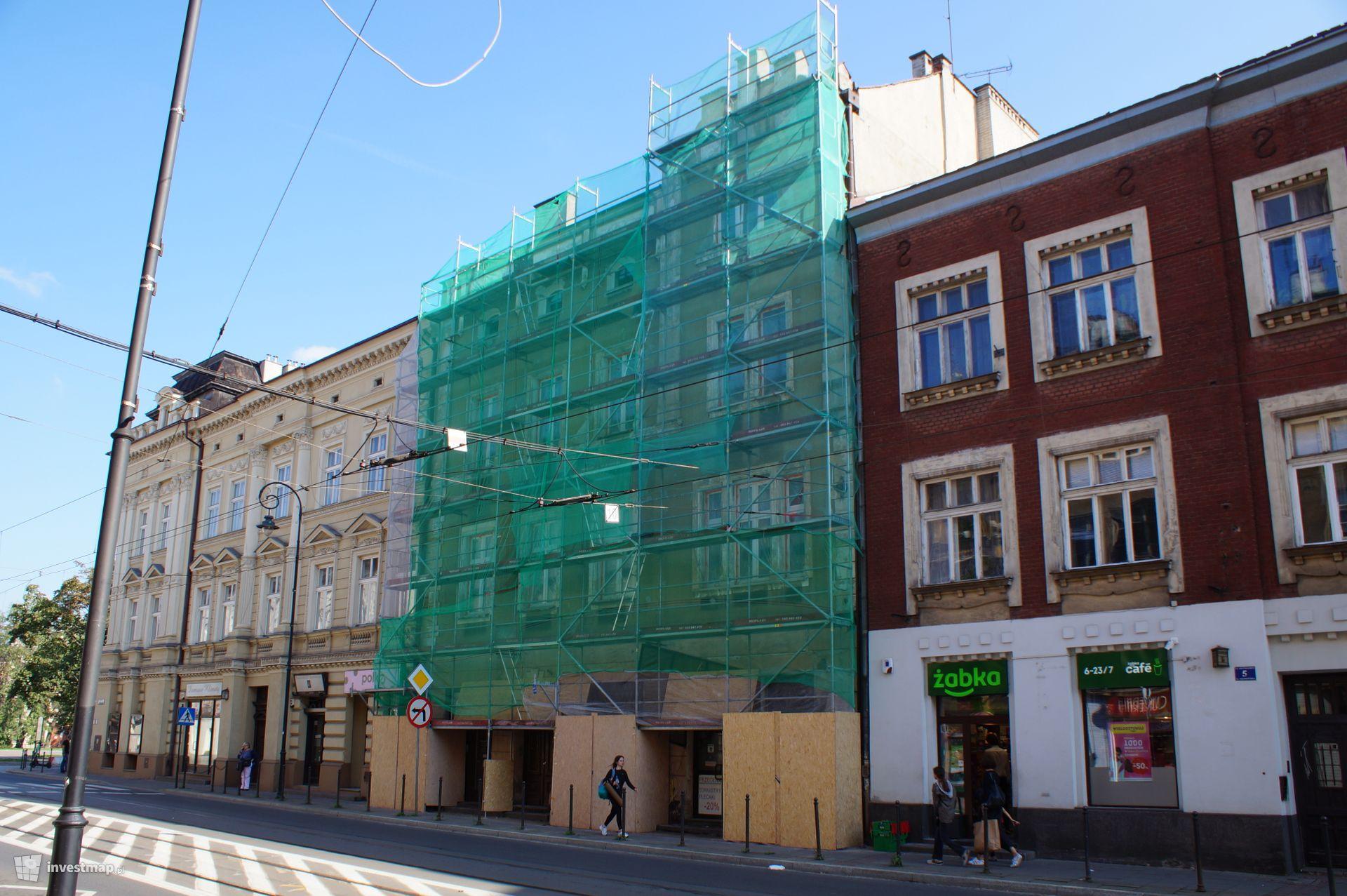 Remont Kamienicy, ul. Kalwaryjska 3