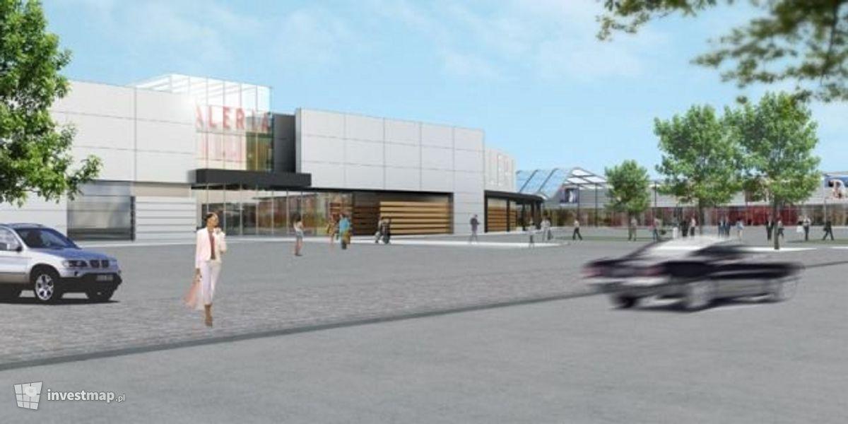 Wizualizacja Centrum handlowe, ul. 11 Listopada/Kukułek dodał Kajtman