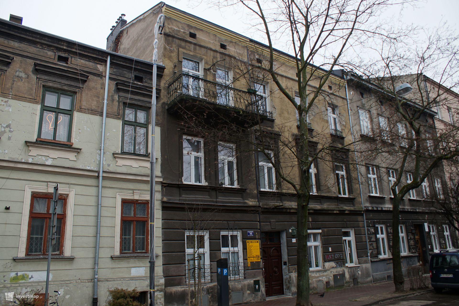 Remont Kamienicy, ul. Czarnieckiego 14