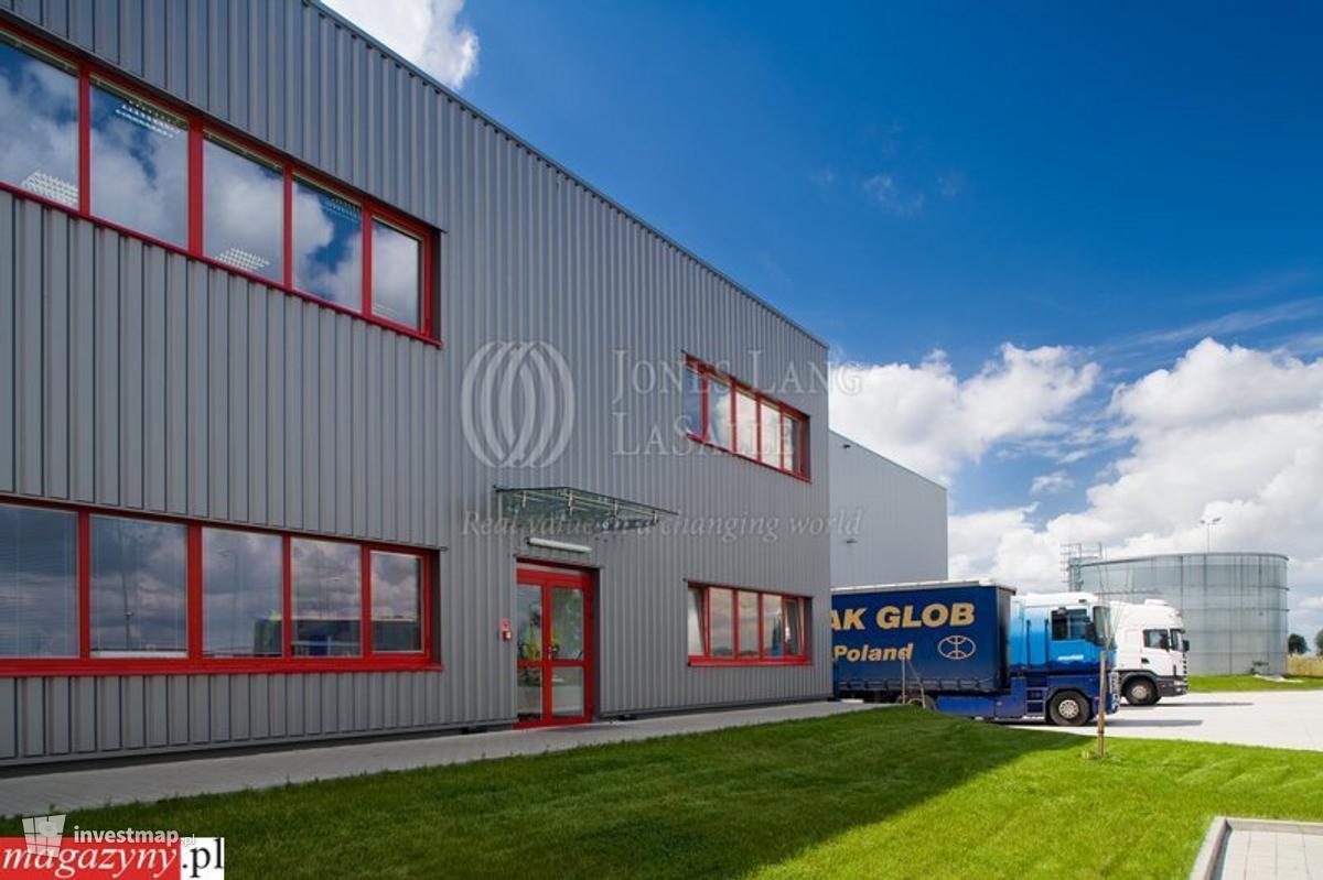 Zdjęcie Goodman Toruń Logistics Centre fot. magazyny.pl