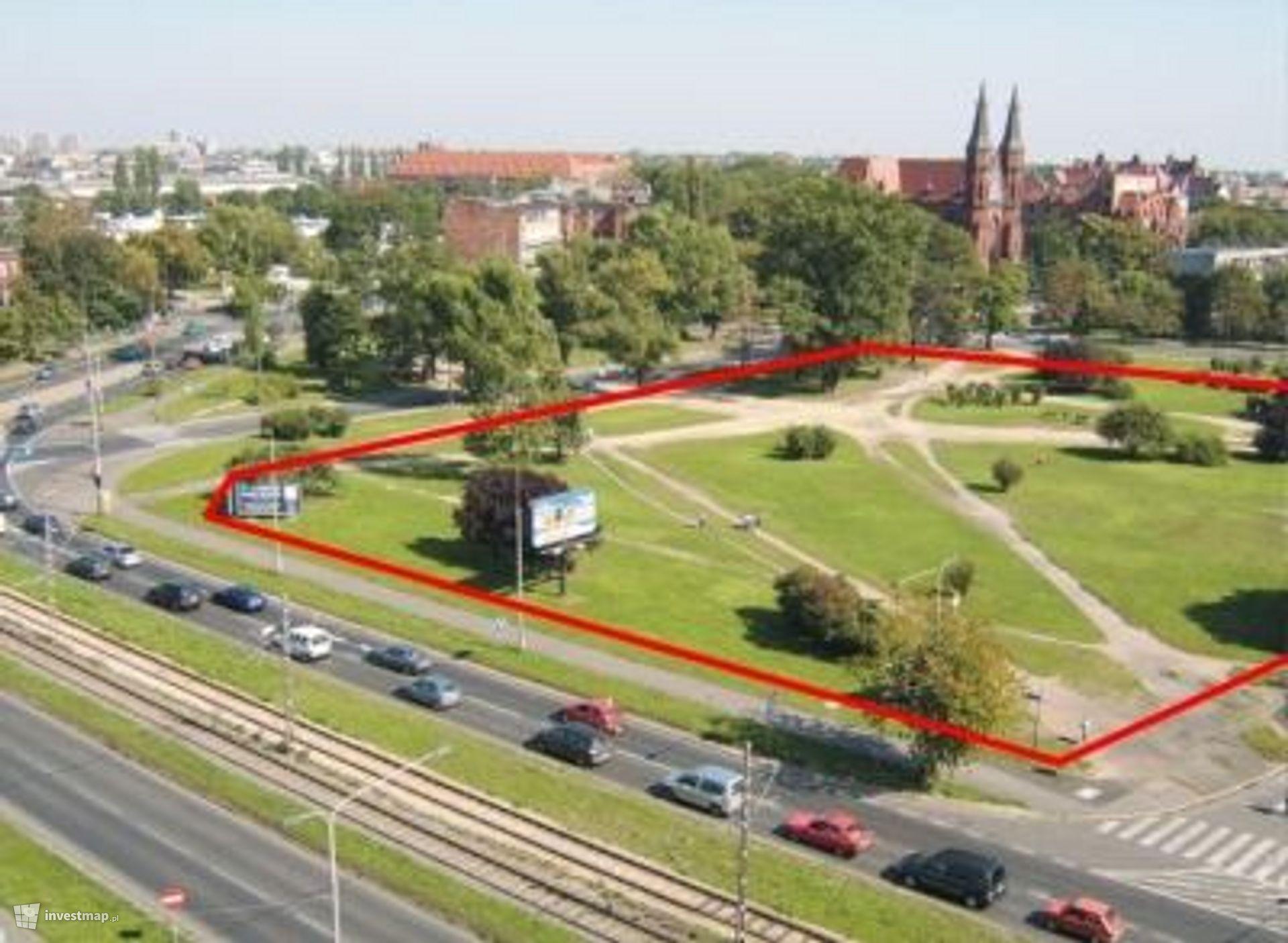 Kompleks logistyczny, ul. Wrocławska