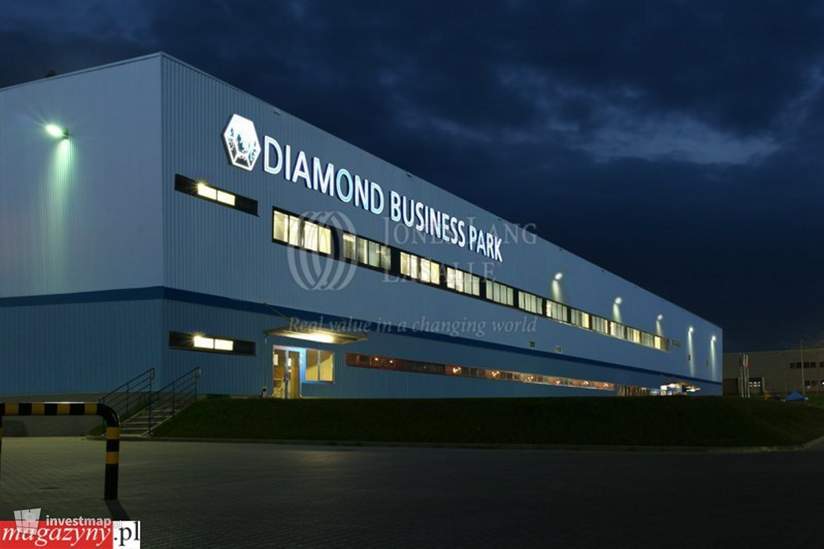 Zdjęcie Diamond Business Park Gliwice fot. magazyny.pl