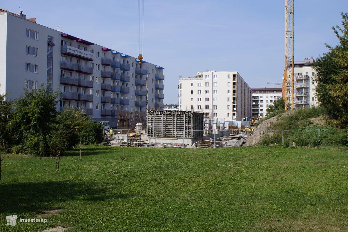 Zdjęcie Apartamenty OAZA ul. Marchołta fot. Damian Daraż