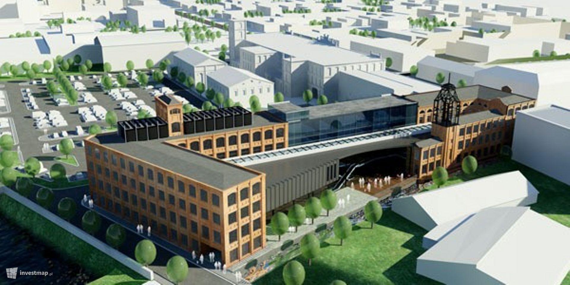 Kompleks handlowo-biznesowo-hotelowy Centrum  Fabryka