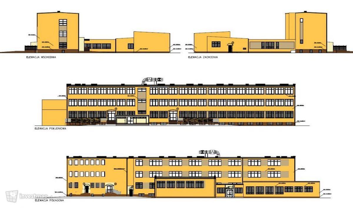 Wizualizacja Zespół Szkół Ogólnokształcących nr 28 (rozbudowa) dodał MatKoz