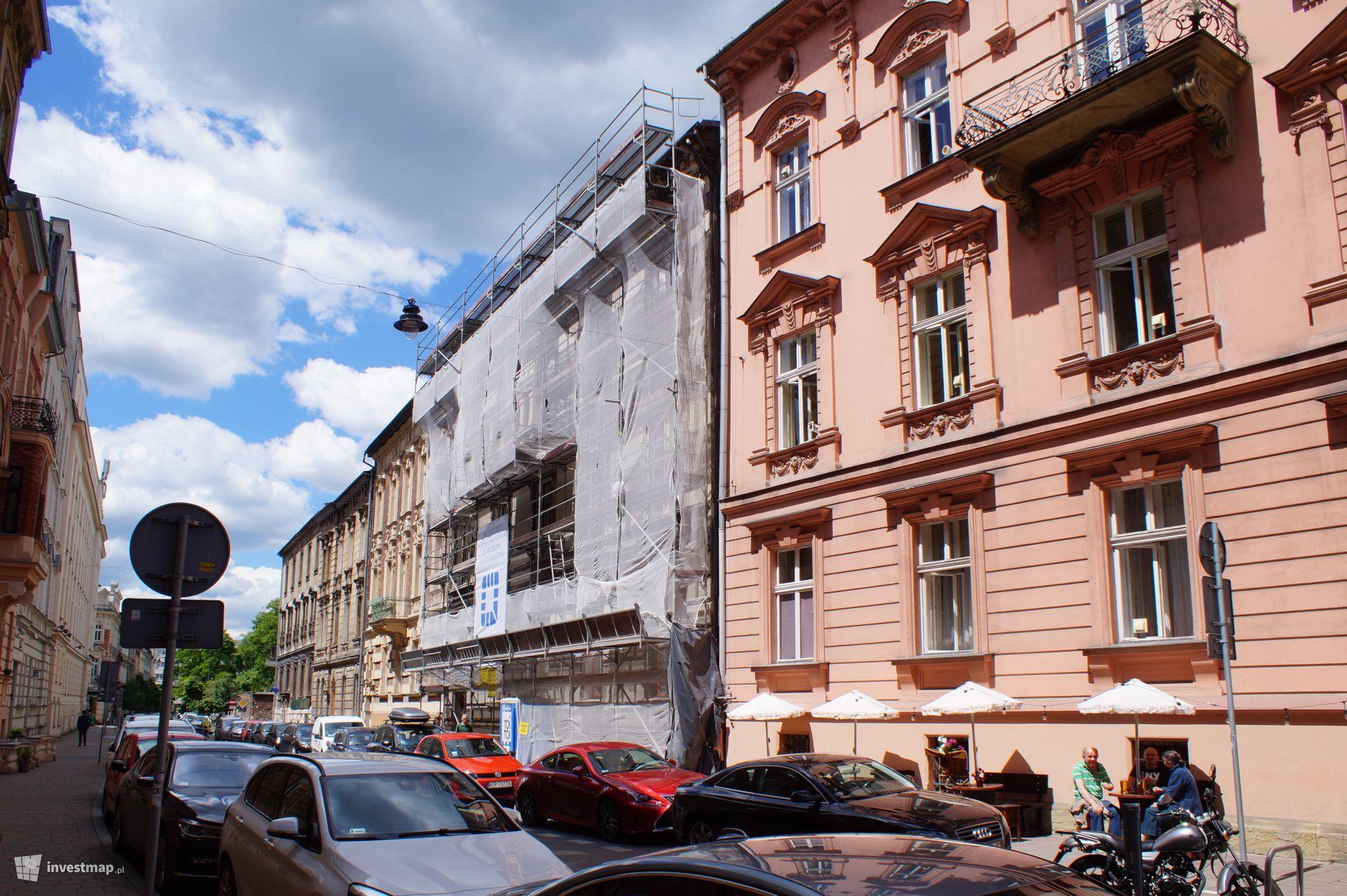 Remont Kamienicy, ul. Jabłonowskich 3