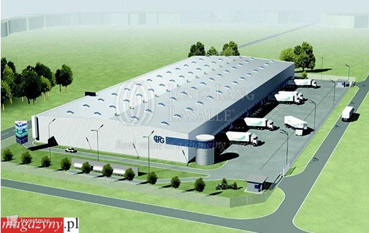 Zdjęcie Logistic Center Pruszcz Gdański fot. magazyny.pl