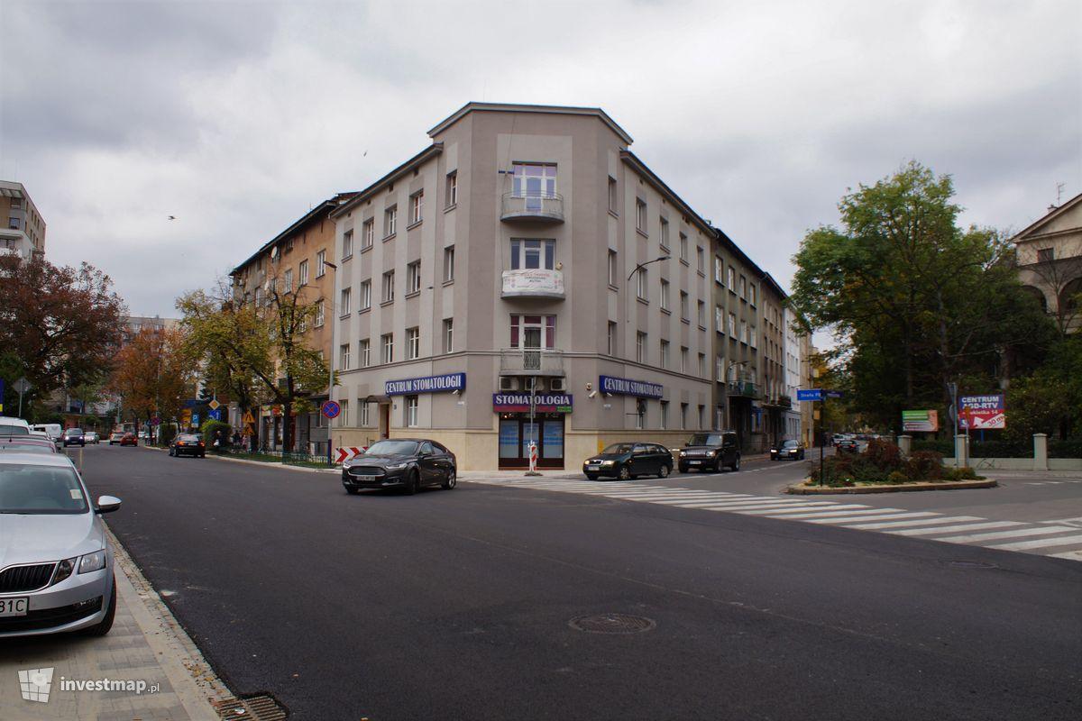 Zdjęcie Remont Elewacji, ul. Wrocławska 11 fot. Damian Daraż