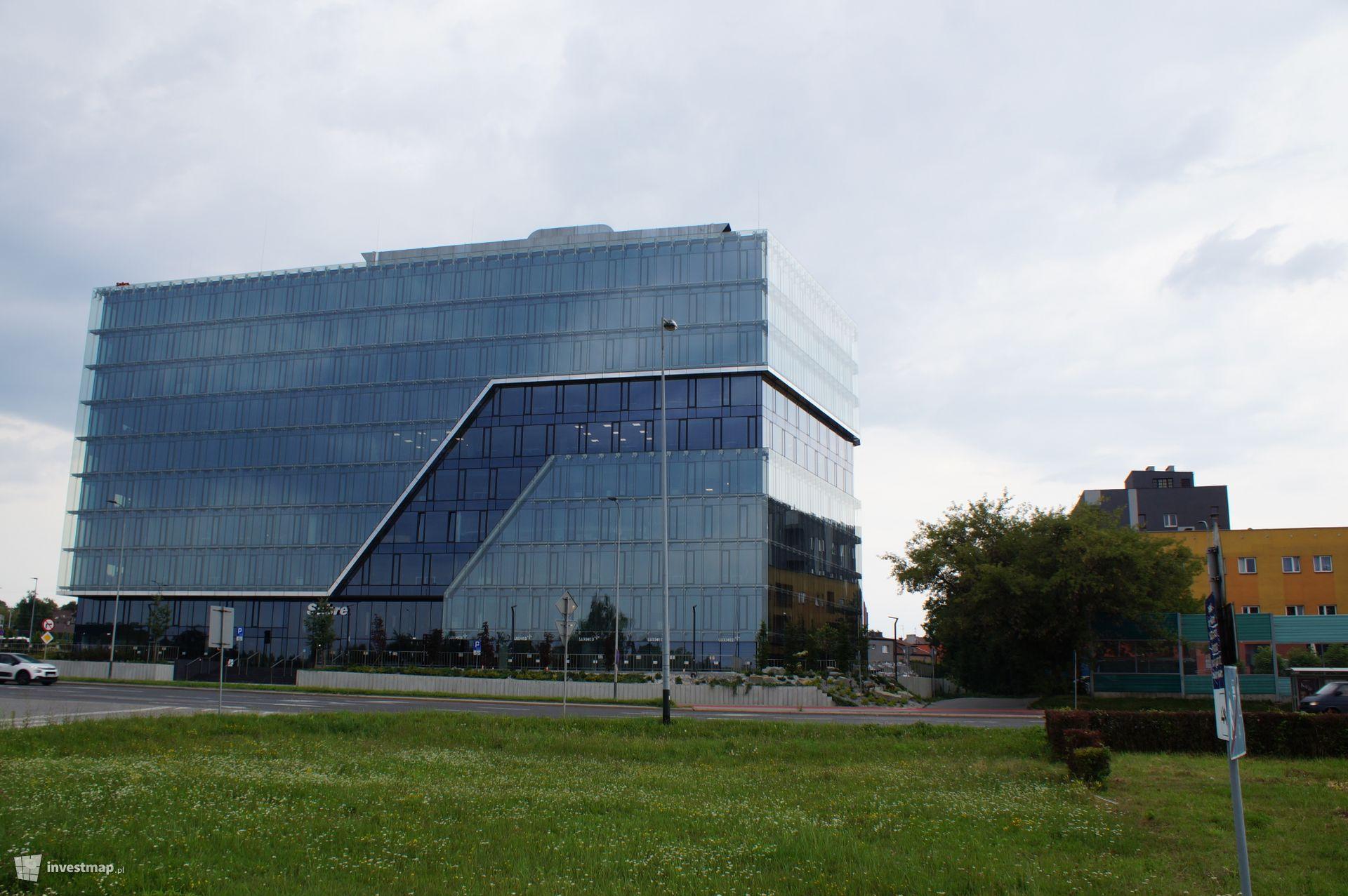Biurowiec Tischnera Office