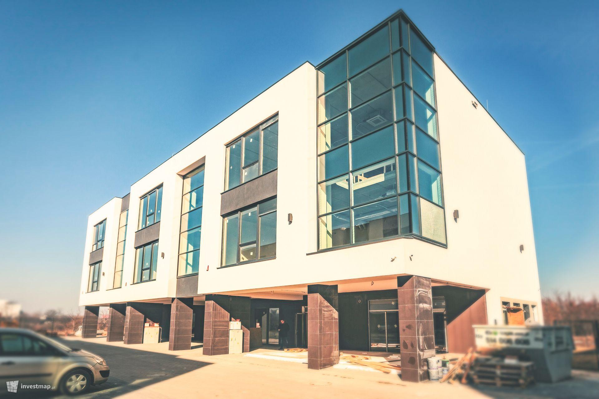 Kompleks biurowy Krzycka Business Park