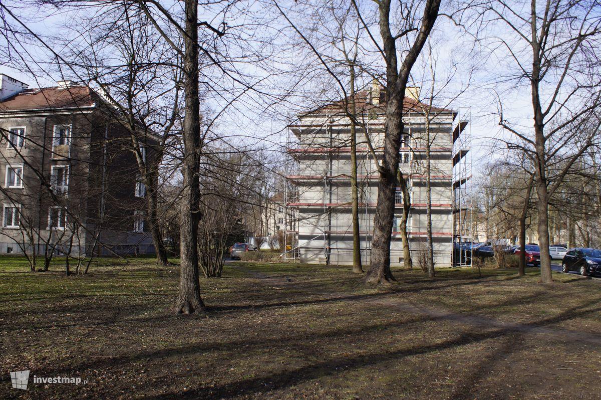 Zdjęcie Budynek Mieszkalny, Os. Wandy 25 fot. Damian Daraż