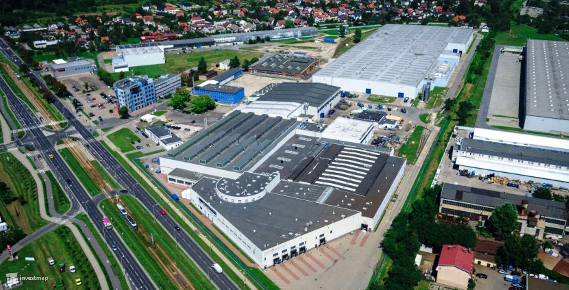 Fabryka BSH, ul. Żmigrodzka (rozbudowa)