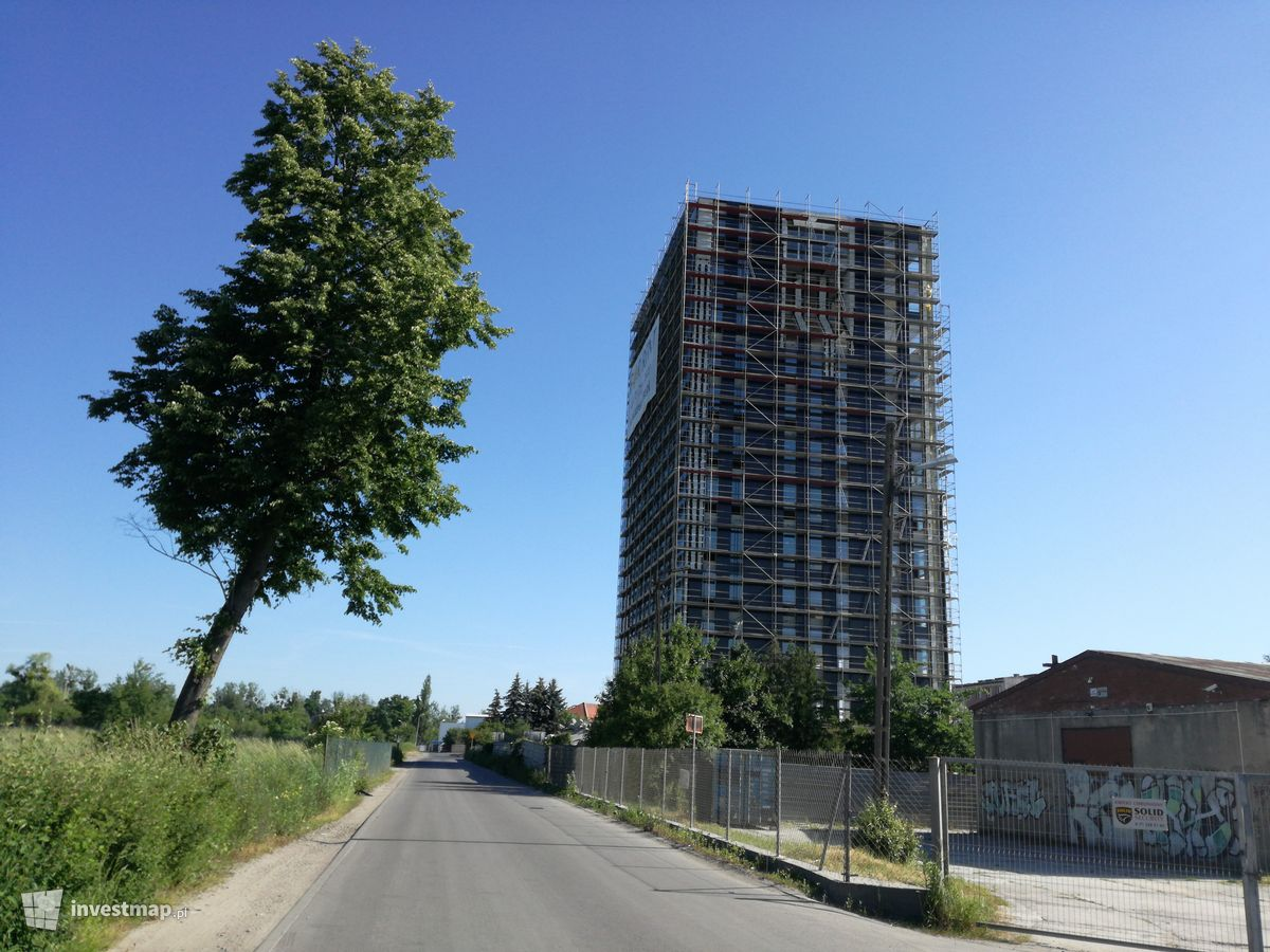 Zdjęcie Biurowiec Aurea Business House fot. Jan Augustynowski